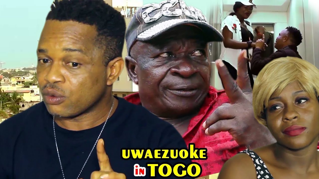 Download Uwaezuoke In Togo 7&8 - 2018 Latest Nigerian Nollywood Igbo Movie Full HD