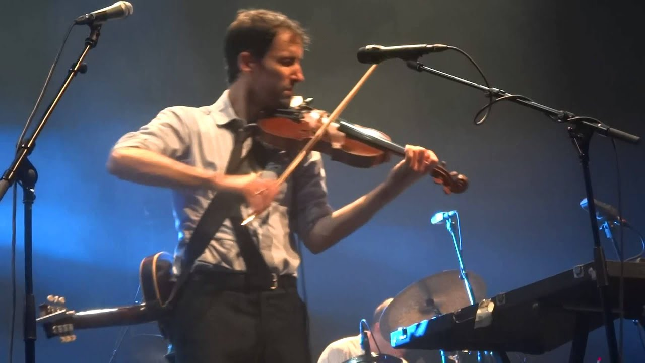 Andrew Bird Imitosis Hd Live In Paris 2015 Youtube
