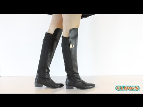 853c0458c Bota Feminina Over Knee - Via Marte - YouTube