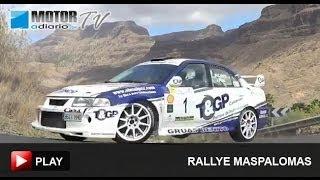 Rally de Maspalomas 2013