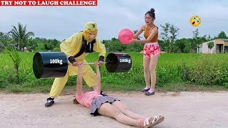 Top New Funny 🤣 😂 Comedy Videos 2020 - #109 | Cười Bể Bụng Với Ngộ Không Ăn Hại Và Gái Xinh