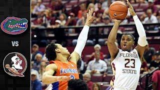 Florida vs Florida State  Basketball Highlights (2018-19)