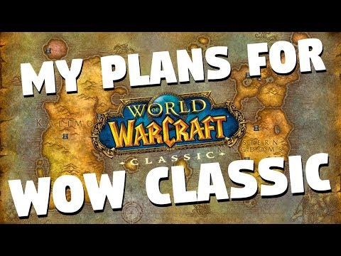 classic-stress-test-&-my-plans-for-wow-classic-|-world-of-warcraft