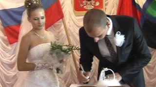 Владимир и Екатерина, 5 сентября 2014 г., г. Шебекино