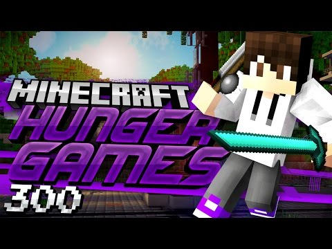 Minecraft Hunger Games: Game 300 - Marathon!