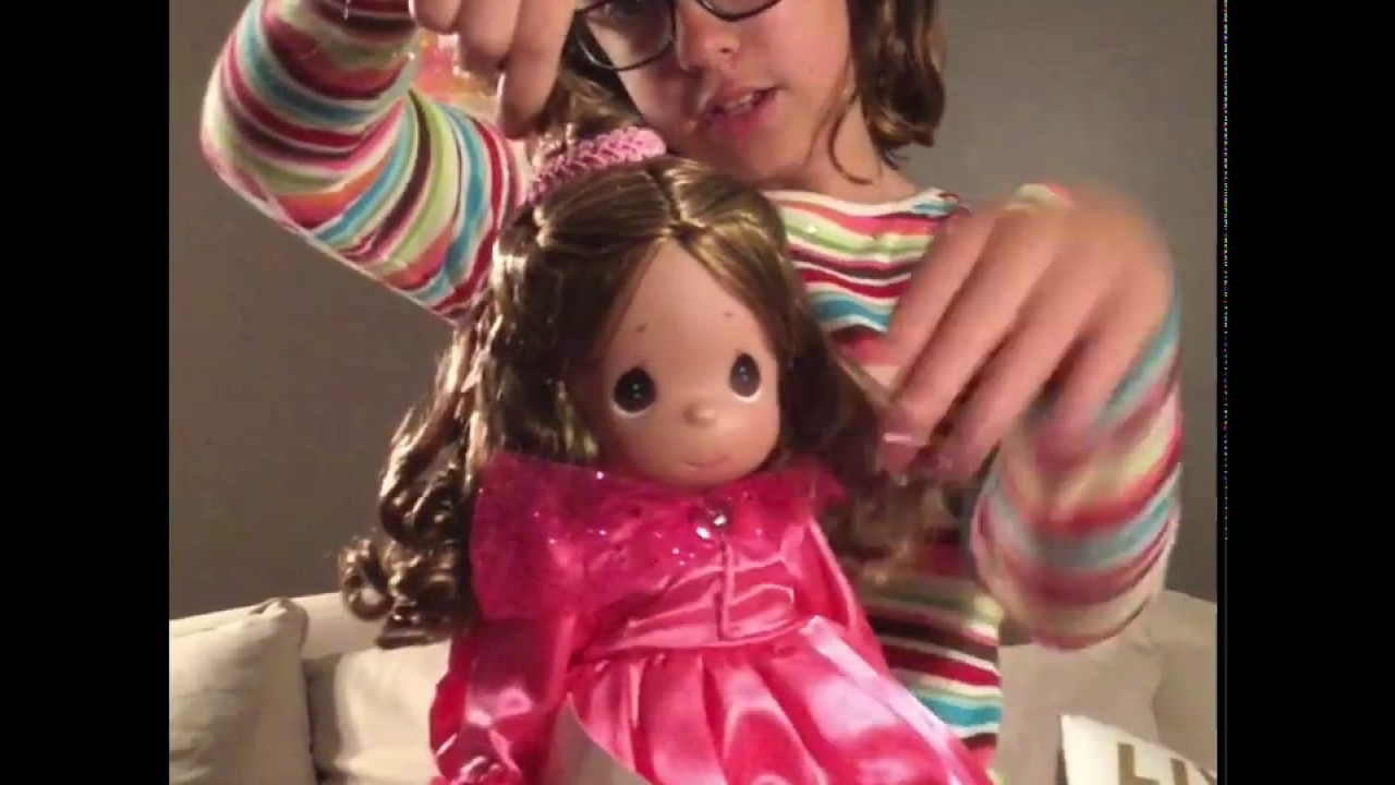 Lovely Belle Precious Moments Doll Unboxing