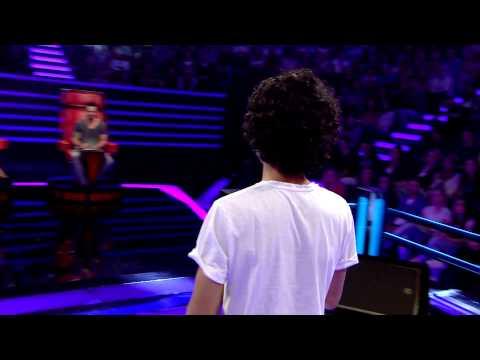 Yarı Final - Ogün Can Kaya 'Kal Benim İçin' (O Ses Çocuklar Türkiye) 1. Sezon 8.Böüm