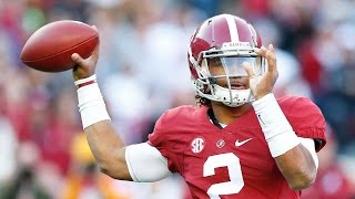Jalen Hurts Highlights Freshman 2016-2017 (Regular Season) HD