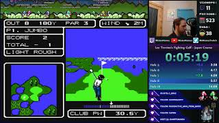 WR Hype! Lee Trevino's Fighting Golf - Japan Course in 13:35