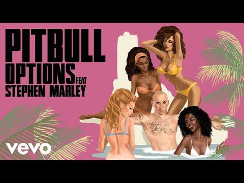 Pitbull - Options (Chuckie Remix) [Audio] ft. Stephen Marley