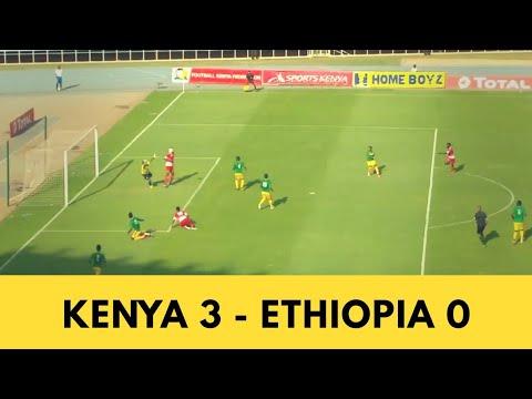 Download Kenya 3 vs Ethiopia 0 - All Goals Highlights