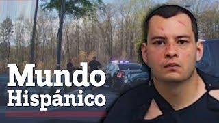 Hispano arrastra con su auto a oficial de policía para evadir el arresto