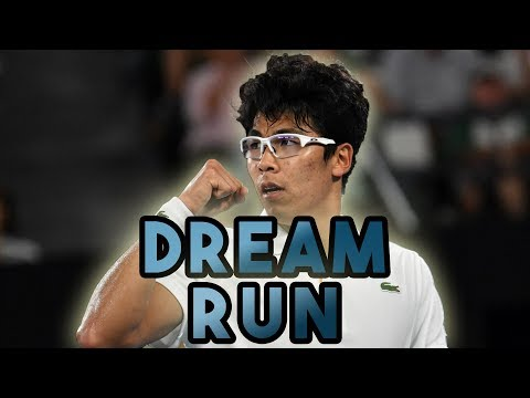 Hyeon Chung - 2018 Australian Open Dream Run (HD)