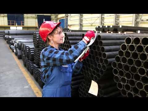 Видео Водогазопроводные трубы в