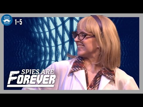 Gadgets, Gizmos, & Geeks! Oh My!   SPIES ARE FOREVER Act 1 Part 5