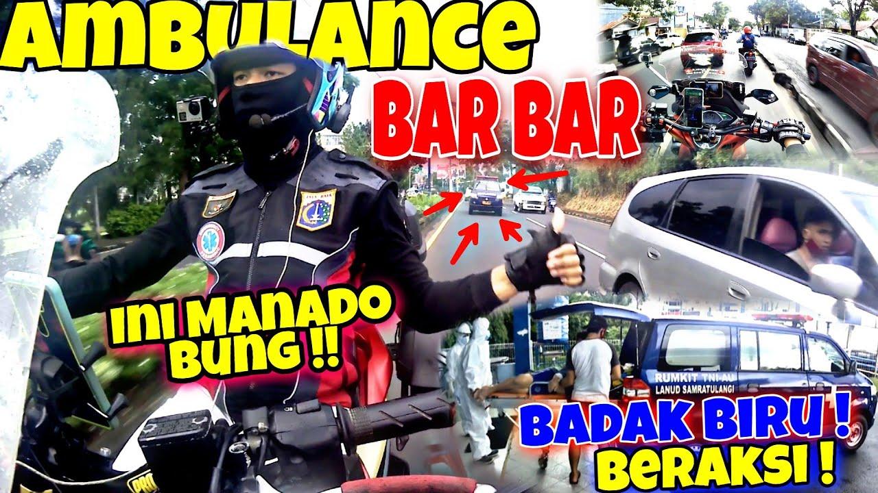 KETIKA AMBULANCE BAR BAR COLLAB DENGAN YOSS MV SIRINE SETAN , BAR BAR BOLEH, AROGAN ? OUT !