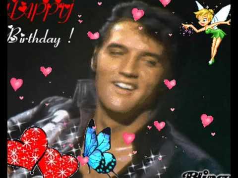Happy Birthday Elvis Presley!Still The King. - YouTube