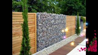 Top Wooden Fence Ideas For Beautiful Home,Best Wooden Fence Ideas,Exterior Backyard Design Ideas #1