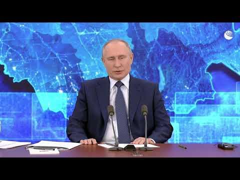 Путин рассказал, почему пока не привился от коронавируса