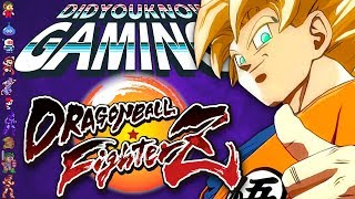 Dragon Ball FighterZ - Did You Know Gaming? Feat. Geekdom101