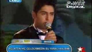 Popstar Alaturka Erhan Final - Sev Yeter
