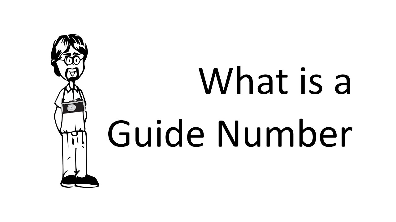 what is a flash guide number youtube rh youtube com Number Printable I Spy Flash Barry Allen
