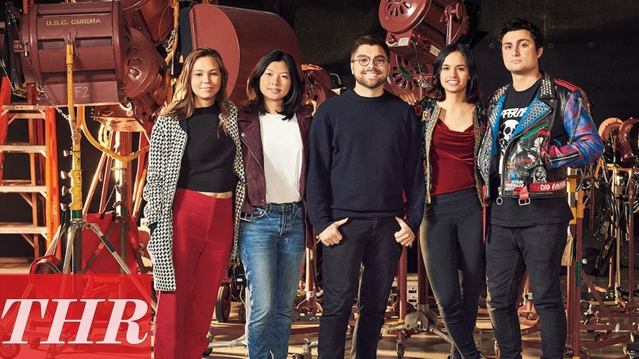 USC Film Students Talk Inspiring Filmmakers & Overcoming Insecurities   THR