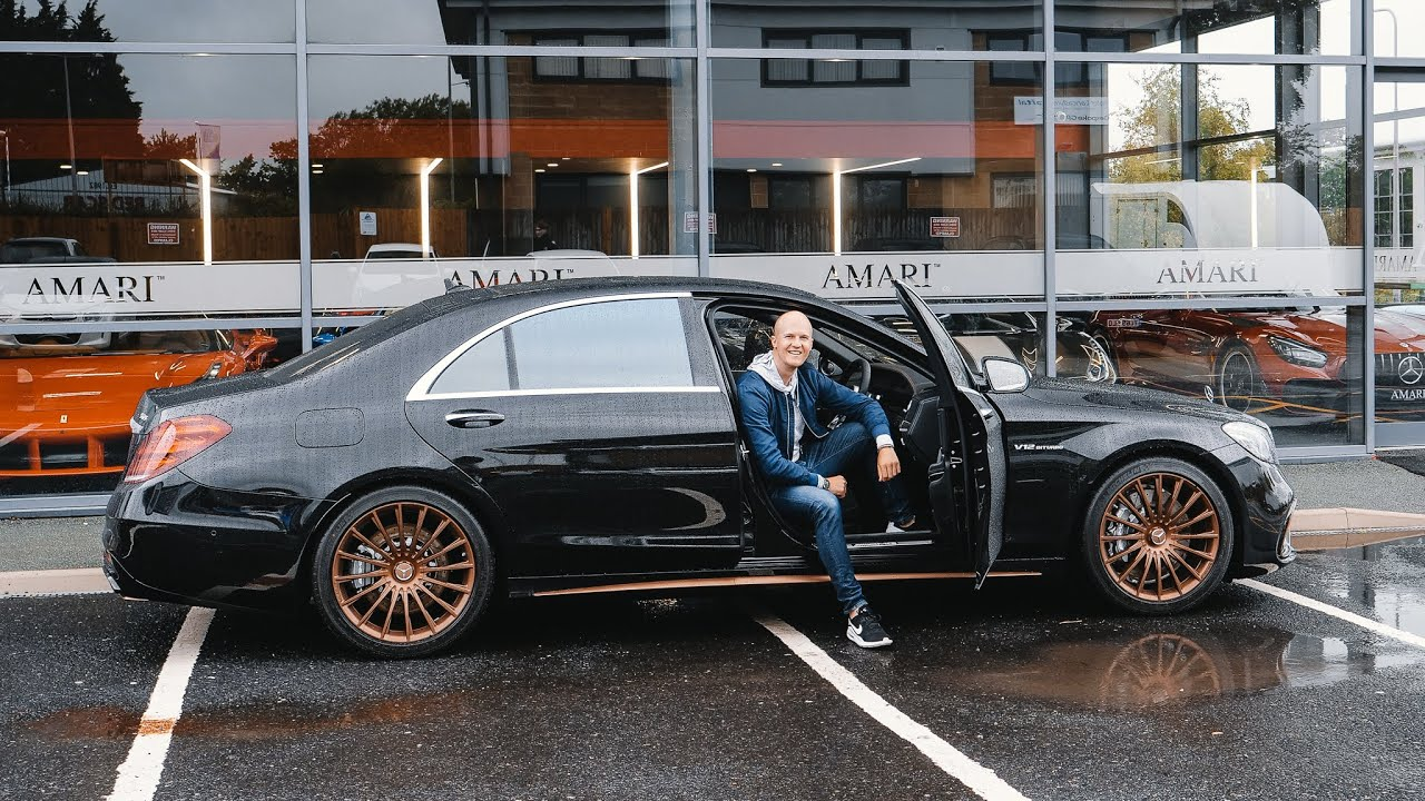 The £250,000 Mercedes S-Class! [S65 Final  Edition]