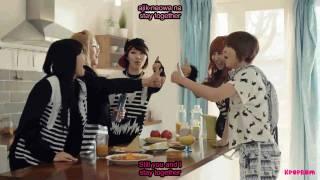 4 Minute - Heart to Heart MV Eng Sub & Romanization Lyrics Mp3