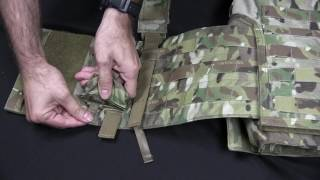 Pouches - Attaching / Removing with MOLLE