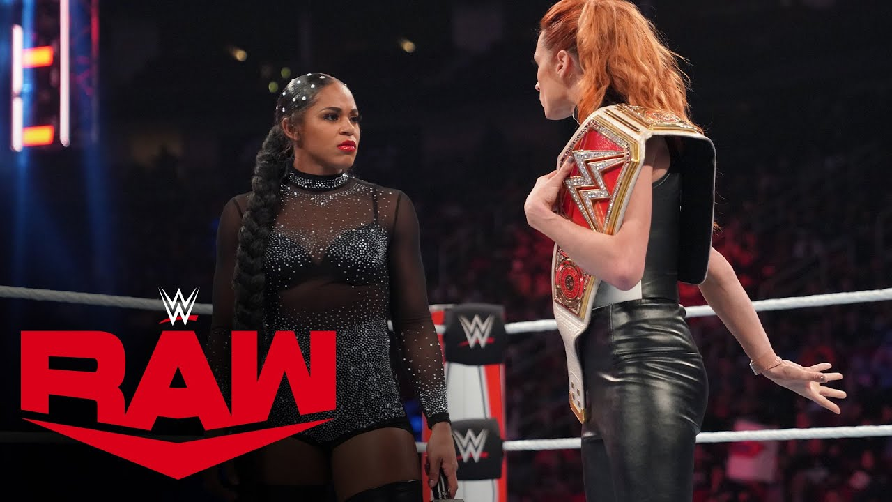 RAW Women's Title Match Revealed For Next Week