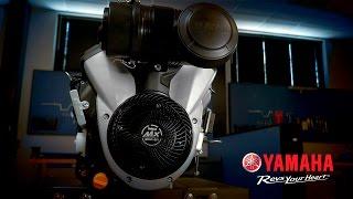 Yamaha MX-V EFI Engine Series