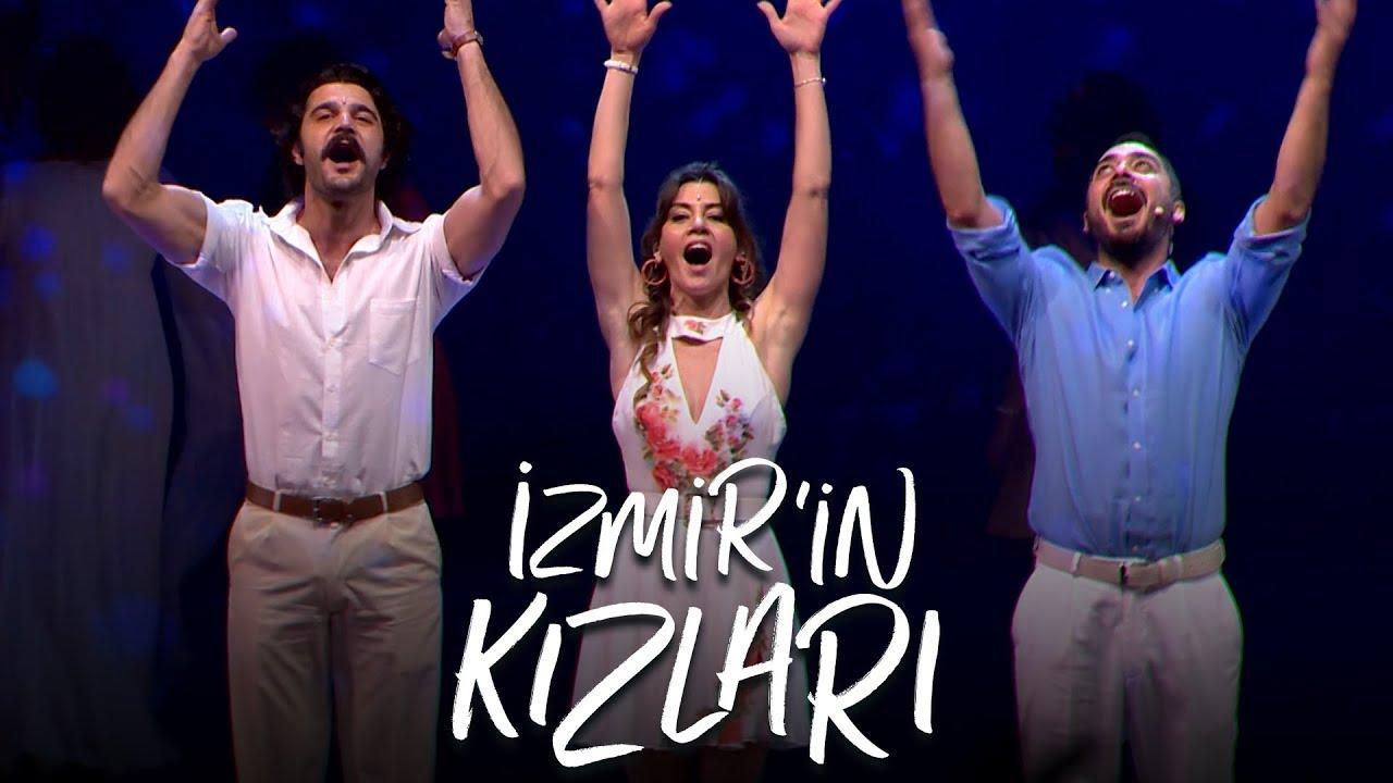 İzmir'in Kızları - Sezen Aksu Şarkılarıyla Müzikli Oyun Sahnede