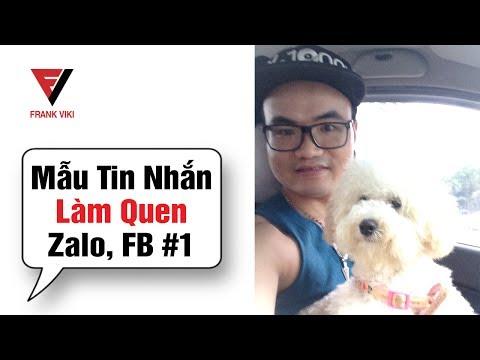 Tin Nhắn Tán Gái Mới Quen | Cách Nhắn Tin Tán Gái Làm Quen Trên Zalo, FB thumbnail