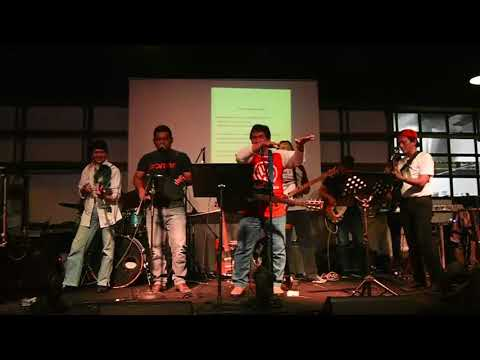 Alex J Mariat Perform Malam Minggu Paing di SCENIC JAKARTA