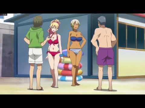 Hajimete no Gal | Who the F*C* are those guys! | DUB