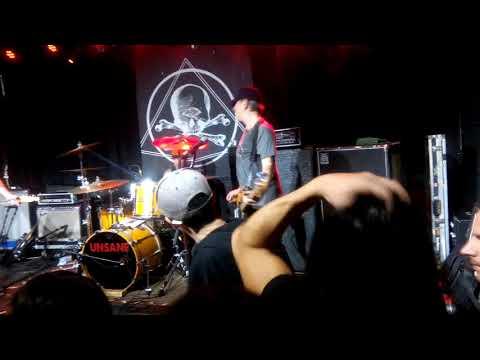 Unsane live @ Saint Vitus NY 11-16-2017