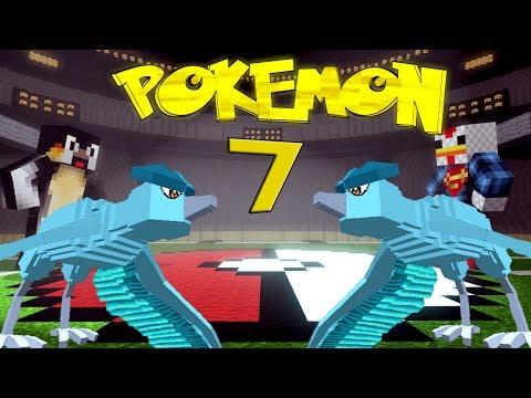 PIXELMON: Minecraft Pokemon Mod  EP 7