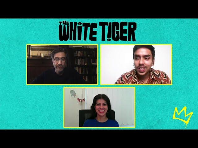 White Tiger interview