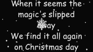 Believe-Josh Groban (Live Version) Lyrics