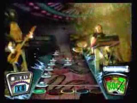 Guitar Hero 2 - YYZ Expert 5 star 200k