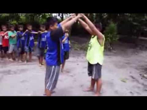 """Permainan Tradisional di Indonesia """"Ular Naga"""" Ayo kita lestarikan!"""