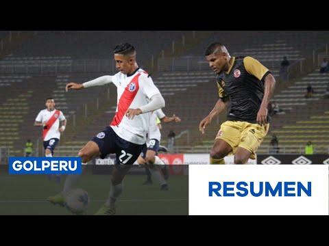 Dep. Municipal Cajamarca Goals And Highlights