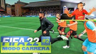 FIFA 22 | MODO CARRERA SIN TEXTO (EPISODIO 2) DjMaRiiO