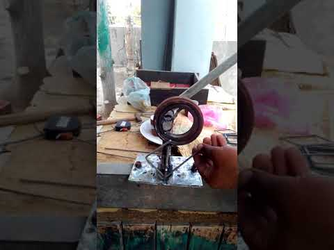 Wow!Awesome idea With Bending Machine   How make Rod & Tube Bender You Must See By (FH TECH)