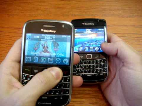 BlackBerry Bold 9700 vs Bold 9000 Cellulare-Magazine.it (Ita)