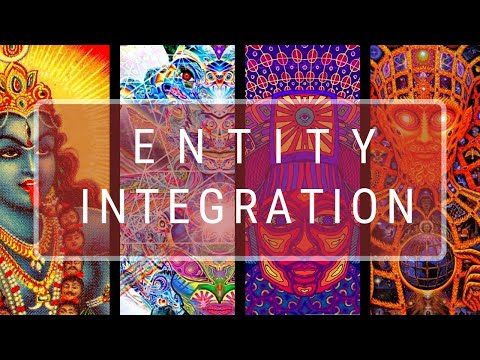 How to Become a DMT Entity | Integration Technique During