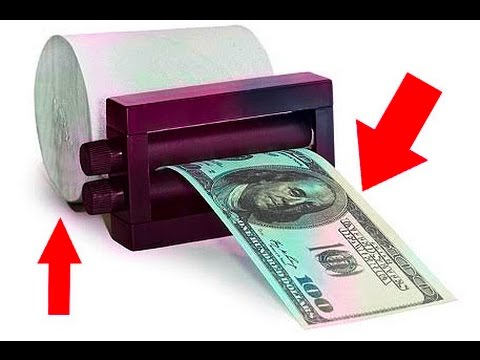 How to make a money printing machine 😱 Tutorial !