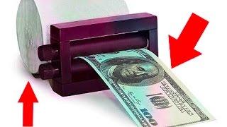 How to make a money printing machine 😱 Tutorial !