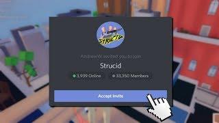 Official Strucid Discord Link